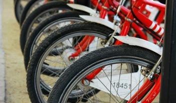 Leihräder in Ulm