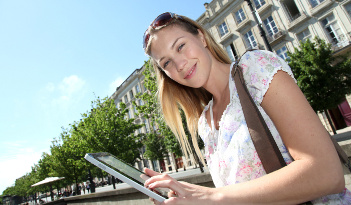 Tablet Teamevent in Ulm
